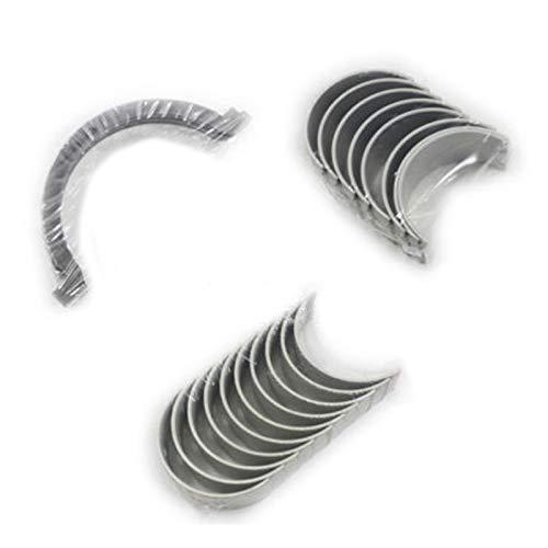 (4JB1 4JG2 4JG1 Engine Main&Rod&Thrust Bearing Set for Isuzu Loaders Excavator Aftermarket Parts)