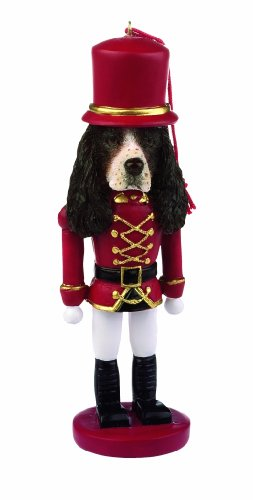 Springer Spaniel Gifts - E&S Pets 35358-42 Soldier Dogs Ornament