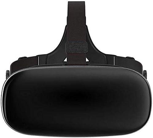 3D VR 眼鏡 バーチャルリアリティ ヘッドマウント オールインワン 機械,1080P HD 画面,にとって 2D 3D VR ビデオ そして ゲーム,黒