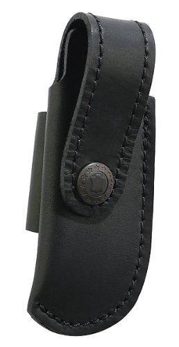 Lederetui für Opinel Nr. 6,7,8, Slim Line 8, Kindermesser, schwarz