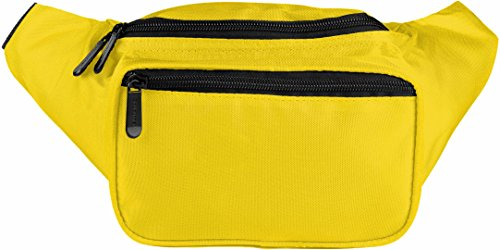SoJourner Bags Classic Solid Color Fanny Pack