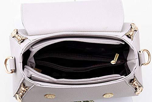 spalla da Messenger Borse Donna DEERWORD a Rosa mano Scuro Blu polso a Borsette Borse Borse gWY4AAwqxU