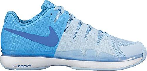 Zapatillas 5 9 Blue Vapor Blue para Zoom Blue Tour University Comet Mujer Nike Wmns Tenis Ice de qxnRwFF