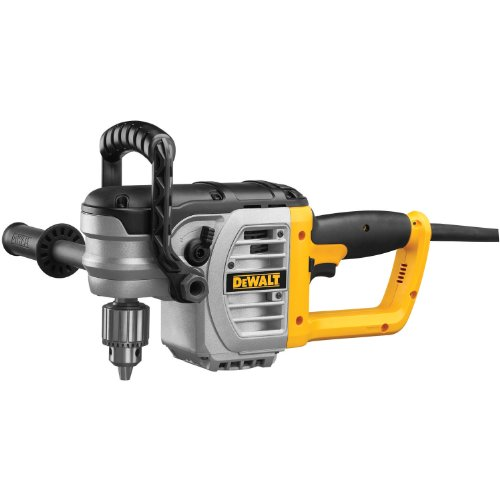 DEWALT DWD460 11 Amp 1/2-Inch Right Angle Stud and Joist Drill with Bind-Up ()