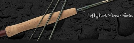 Temple Fork: Finesse Series Fly Rod, TF 02 73-4F