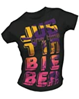 Universal Music Shirts Justin Bieber - Stripe Women's T-Shirt