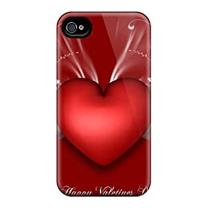 High Quality Shock Absorbing Cases For Iphone 6-happy Valentine Day