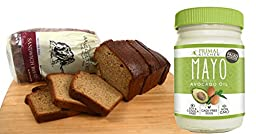 Primal Kitchen Paleo Avocado Oil Mayo and Base Culture Bread Combo Pack