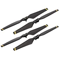 Henanxi 2 Pairs ABS Spare Parts Quick Release Foldable 8330 CW CCW Replacement Blades Props Propellers for dji Mavic Pro Platinum RC Drone