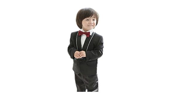 MLT Boys Custom Made Party Prom Wedding Suit Set