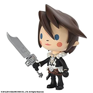 Final Fantasy Static Arts Mini Squall by Final Fantasy