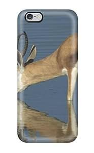 For Iphone 6 Plus Premium Tpu Case Cover Antelope Protective Case