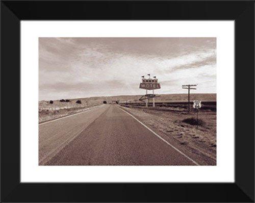 Roth Framed Art Print 24x28