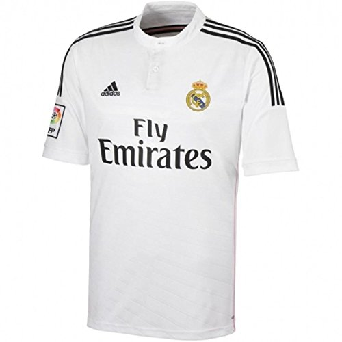 adidas Real Madrid Home Jersey 2014/2015 (XS)
