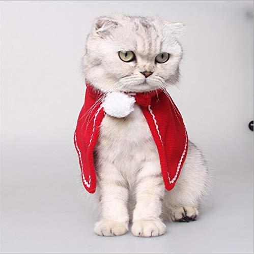 D-ModernPet Dog Costume - Small Dog Cat Cloak