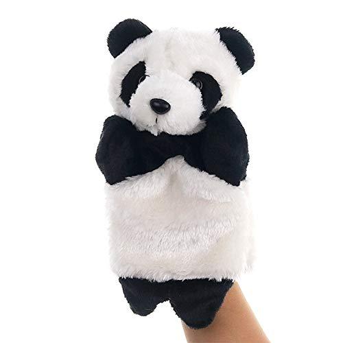 MaitianGuyou Animal Panda Hand Puppet, Baby Kids Plush Doll, Educational Toys, Preschool Kindergarten Baby Child Gift