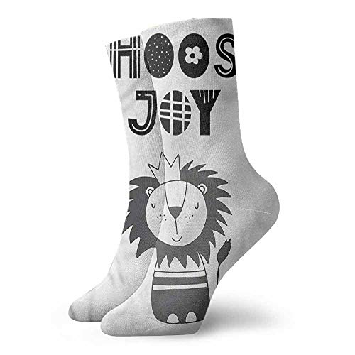 - socks free size Lion,King of the Jungle Quote 3.4