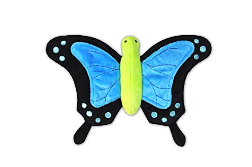 P.L.A.Y. - Bugging Out Toy Collection Bella The Butterfly with Squeaker Pet Toy]()