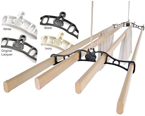 ClarUSA Premium British Cast Iron Ceiling Airer Traditional
