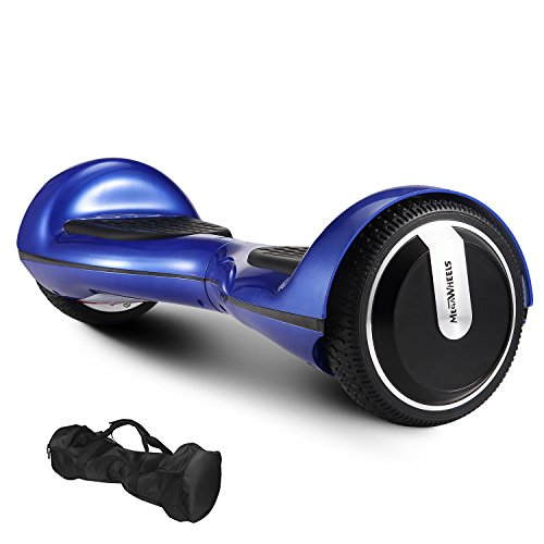 MegaWheels Hoverboard With Built In Bluetooth Speaker