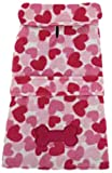 Cheap East Side Collection ZM2328 30 75 Heart Fleece Jacket for Dogs, XX-Large, Pink