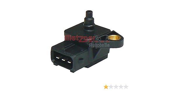Metzger 0905297 Sensor, presión de sobrealimentación: Amazon.es: Coche y moto