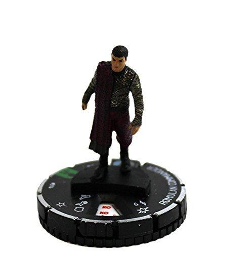 (Heroclix Star Trek Away Team Romulan Commander #014 )