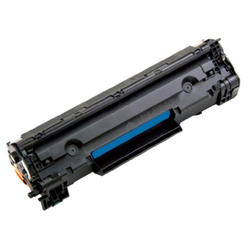2inkjet© 125 Compatible Toner Cartridge Fits Canon 125 (3484B001AA) ImageClass LBP6000, LBP6030w, ImageClass MF3010 (1 Pack Black)