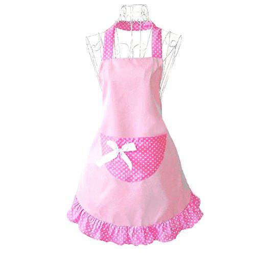 Hyzrz Women Apron, Pink