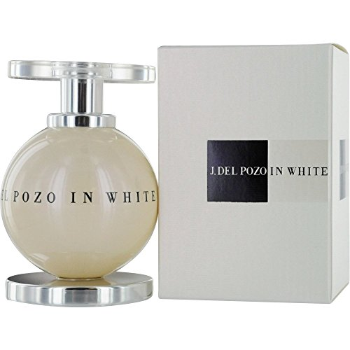 J Del Pozo In White By Jesus Del Pozo For Women Edt Spray 3.4 Oz