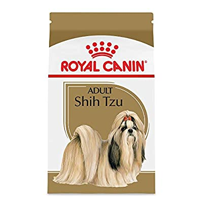 Royal Canin Shih Tzu Adult Breed Specific Dry Dog Food, 2.5 lb. bag
