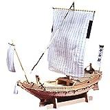 ウッディジョー 1/30 千石船 木製帆船模型 組立キット