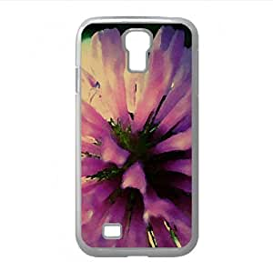 atuKa`s art Watercolor style Cover Samsung Galaxy S4 I9500 Case (Flowers Watercolor style Cover Samsung Galaxy S4 I9500 Case)