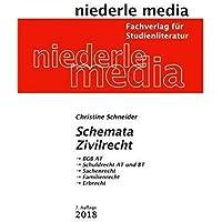 Schemata Zivilrecht - Karteikarten: 2019