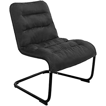 Amazon Com Zenree Comfy Bedroom Reading Chairs Living Room Lounge Chair For Guest S