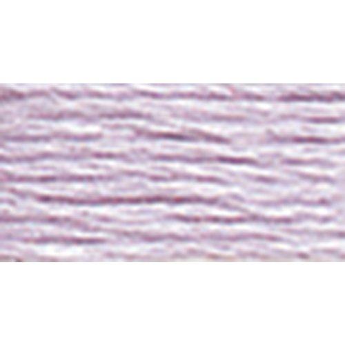 Dmc 117 211 Six Strand Embroidery Cotton Floss  Light Lavender  8 7 Yard