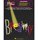 [(The Best Broadway Songs Ever: E-Z Play Today Volume 203)] [Author: Hal Leonard Publishing...