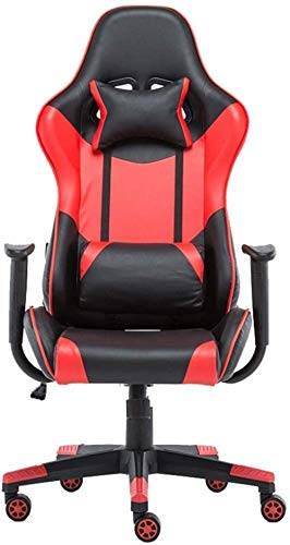 YONGYONGCHONG Armchair Racing Style Leather Gaming Chair ...