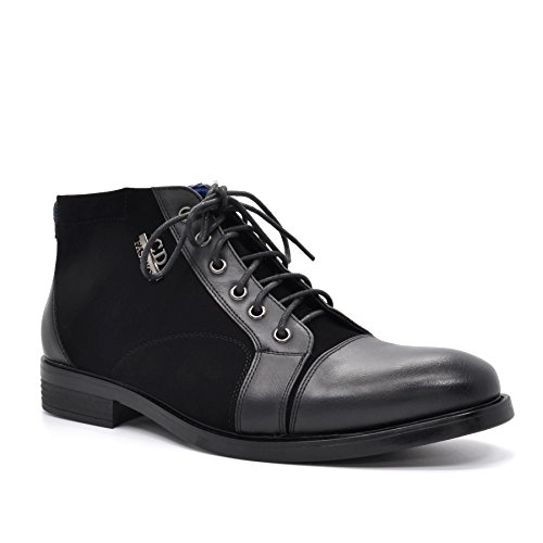 London Footwear - Stivali Desert Boots uomo Black