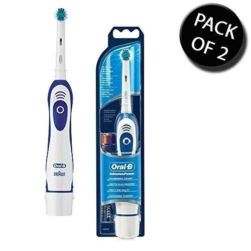 Oral-B Advance Potencia Paquete Duo: Amazon.es: Salud y cuidado ...
