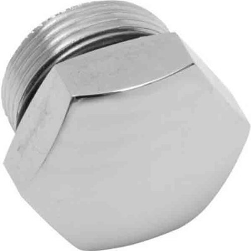 - Colony Brushed Aluminum Transmission Plug 9401-1