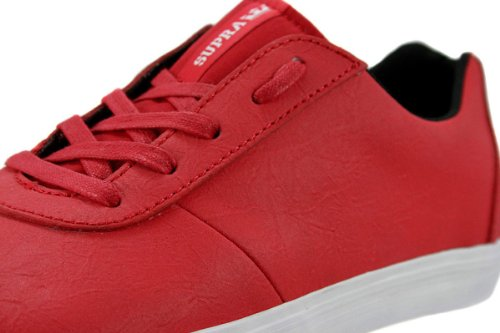 Sneakers Supra S09001 TUF Mens Low Fashion Performance CRD Wrinkled Skateboarding Cuttler Satin Shoes XwXxaP
