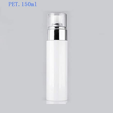 Amazon com: Gold Happy 6ps/lot 150ml White Plastic Spray