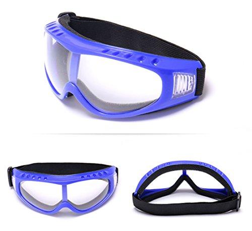 a explosiones Prueba Gafas de a Prueba Polvo e de PC J esquí Impermeable Ciclismo r7gxnwq7z