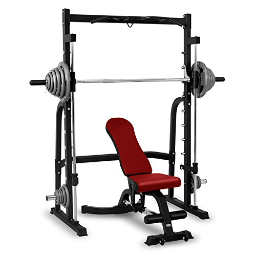 WE'LL Linear Bearing Smith Machine home gym
