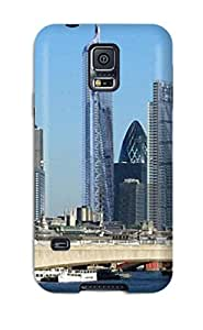 Perfect Fit HoNdYLh17329INmEI City Of London Case For Galaxy - S5