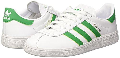 Adidas blanc Hommes Mt Rouge Pour Baskets Munchen Or Vert rqgz4r