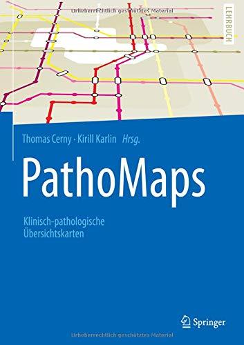 PathoMaps  Klinisch Pathologische Übersichtskarten  Springer Lehrbuch
