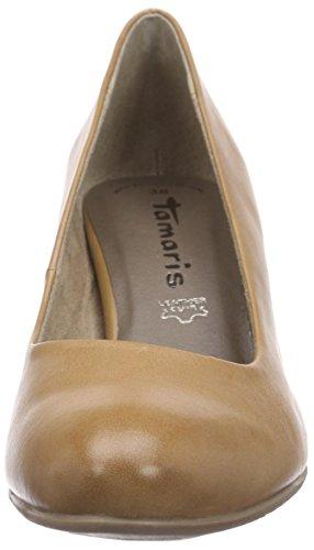 Tamaris 22400 - Tacones Mujer Marrón - Braun (ANTELOPE 375)