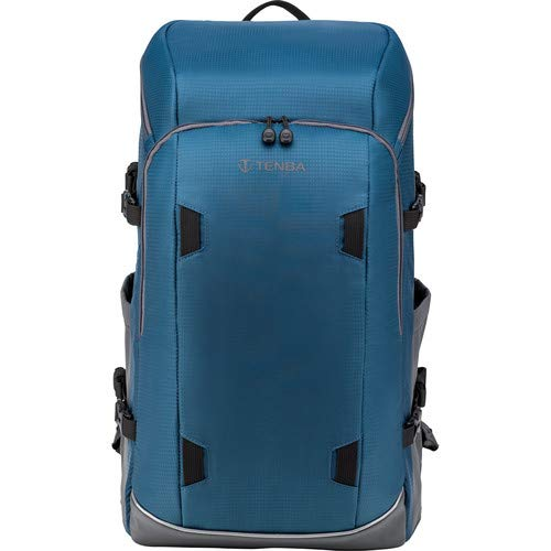 Solstice 24L Camera Backpack (Blue) [並行輸入品] B07M81YVH2